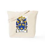 Brodzik Family Crest Tote Bag