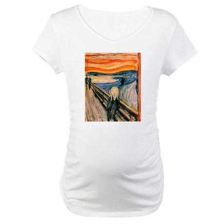 The Scream Maternity T-Shirt