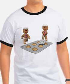 GINGERBREAD MEN DEFENSE T