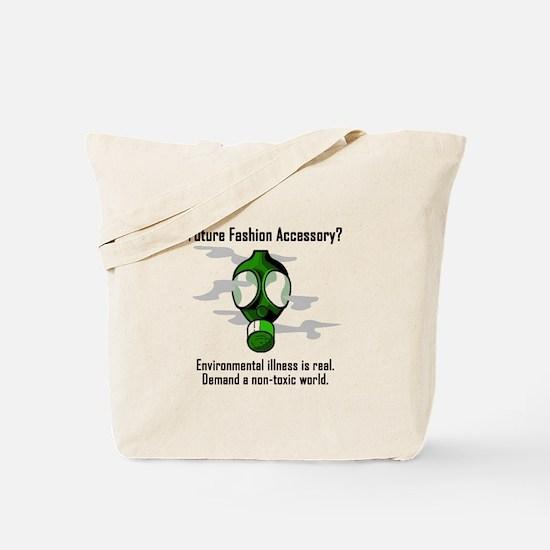 Non-toxic world Tote Bag
