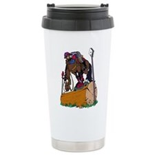 Event Horse Log Jump Travel Coffee Mug