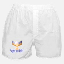 Come on Baby, Light My Fire Boxer Shorts