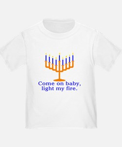 Come on Baby, Light My Fire T
