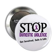 "Stop Domestic Violence 2 2.25"" Button"