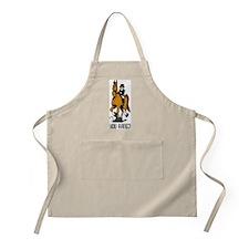 Dressage Queen Horse BBQ Apron