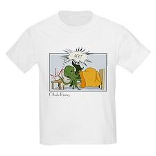 Cthulhu Rising Kids T-Shirt