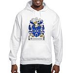 Brzozowski Family Crest Hooded Sweatshirt