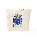 Brzozowski Family Crest Tote Bag