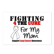Fighting Lung Cancer Postcards (Package of 8)