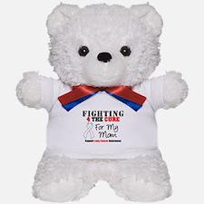 Fighting Lung Cancer Teddy Bear