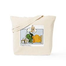 Cthulhu Dreaming Tote Bag