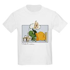 Cthulhu Dreaming Kids T-Shirt