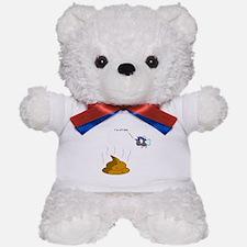 Turd Teddy Bear