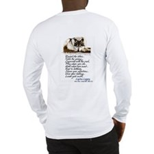 Wolf Credo Long Sleeve T-Shirt