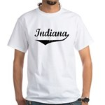 Indiana White T-Shirt