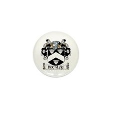 Buckley Coat of Arms Mini Button (10 pack)