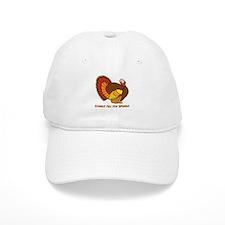 Thanksgiving Gobble Baseball Cap