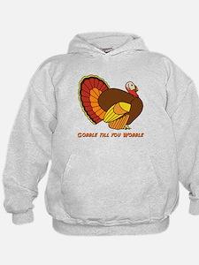 Thanksgiving Gobble Hoodie