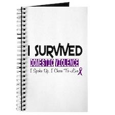 Domestic Violence Survivor 2 Journal