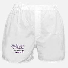 Domestic Violence Survivor 3 Boxer Shorts