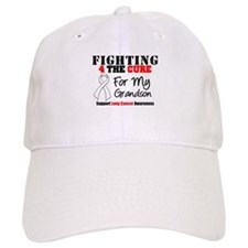 Fighting Lung Cancer Baseball Cap