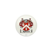 Byrnes Coat of Arms Mini Button (10 pack)