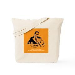 I Feel Good! Tote Bag