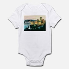 Pittsburgh at Dusk Infant Bodysuit