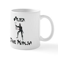 Alex - The Ninja Mug