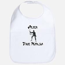 Alex - The Ninja Bib