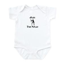 Alex - The Ninja Infant Bodysuit