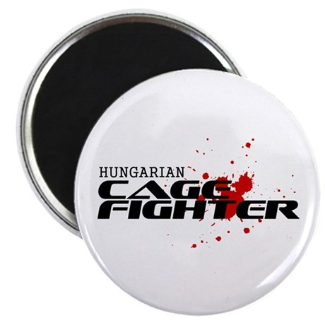 Hungarian Cage Fighter Magnet