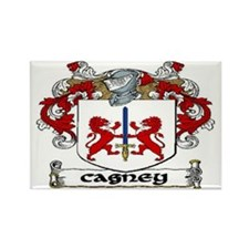 Cagney Coat of Arms Rectangle Magnet (10 pack)