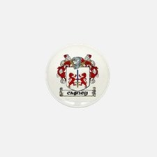 Cagney Coat of Arms Mini Button (10 pack)