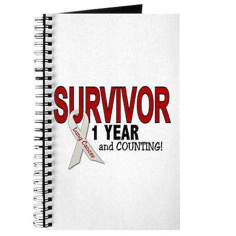 Lung Cancer Survivor 1 Year 1 Journal