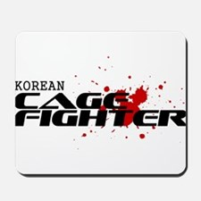 Korean Cage Fighter Mousepad