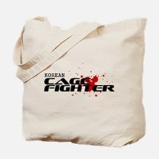 Korean Cage Fighter Tote Bag