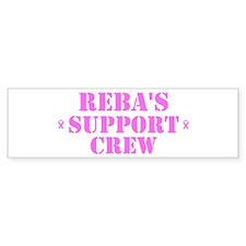 Rebs Support Crew Bumper Bumper Sticker