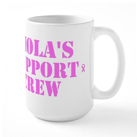 Viols Support Crew Large Mug