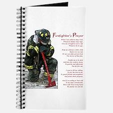 Firefighter Prayer Journal
