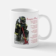 Firefighter Prayer Small Small Mug