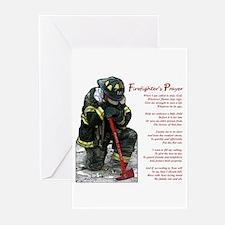 Firefighter Prayer Greeting Cards (Pk of 20)