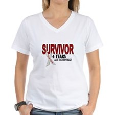 Lung Cancer Survivor 4 Years 1 Shirt
