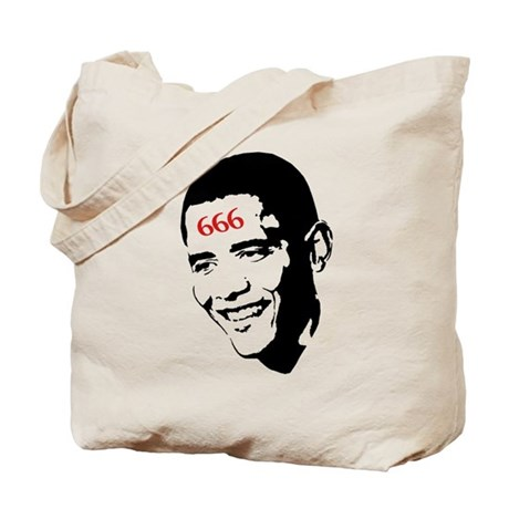 Mark of Barack Tote Bag