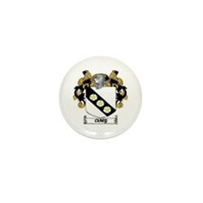 Carey Coat of Arms Mini Button (10 pack)