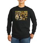 Moulin Long Sleeve Dark T-Shirt