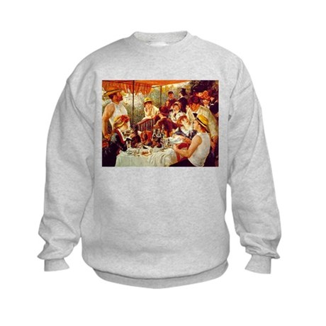 Boating Kids Sweatshirt