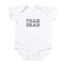 Team Brad Infant Creeper