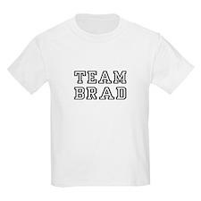 Team Brad Kids T-Shirt