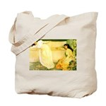 Symphony in White Tote Bag
